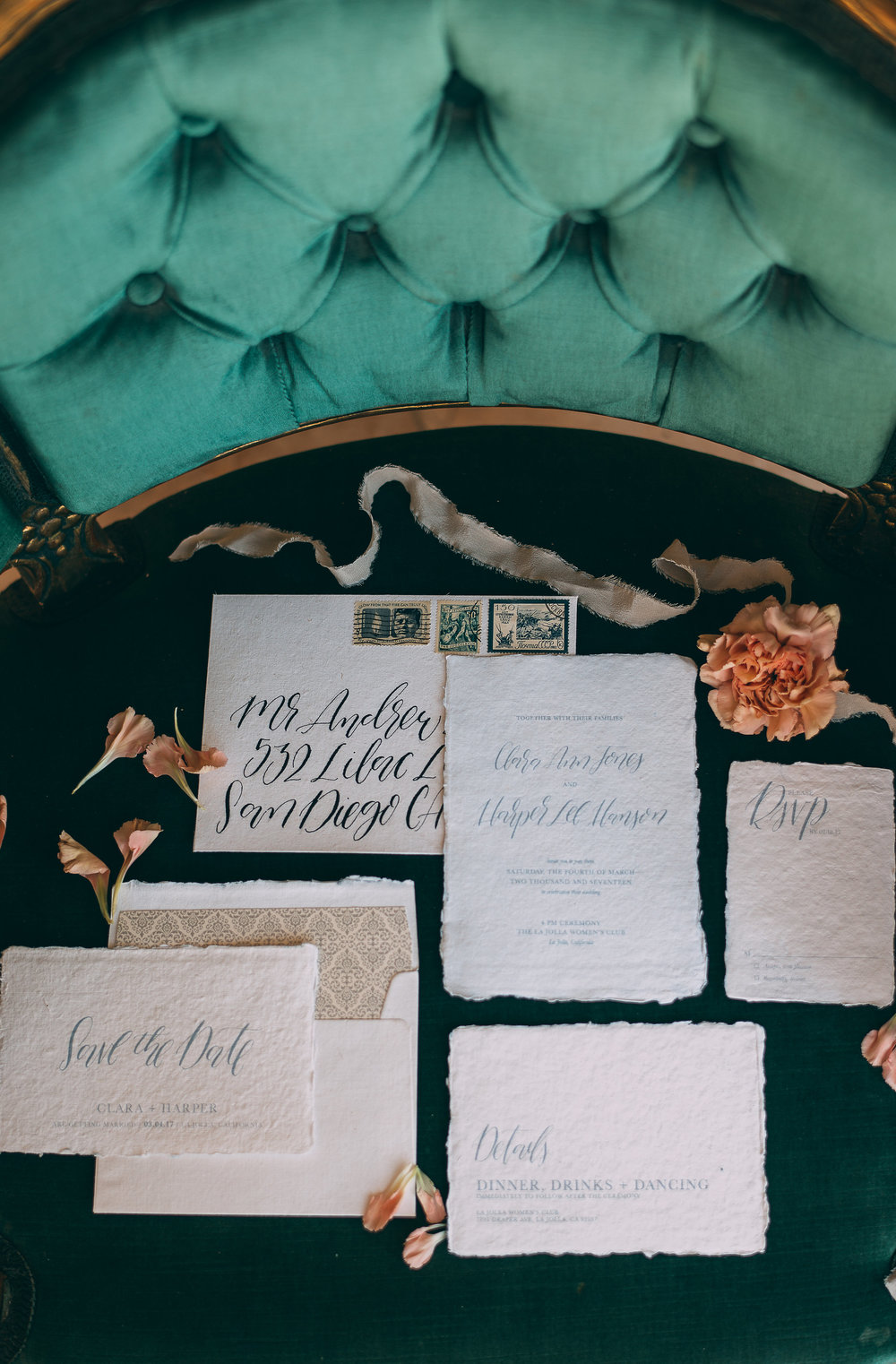 Weddinginvitationsuite