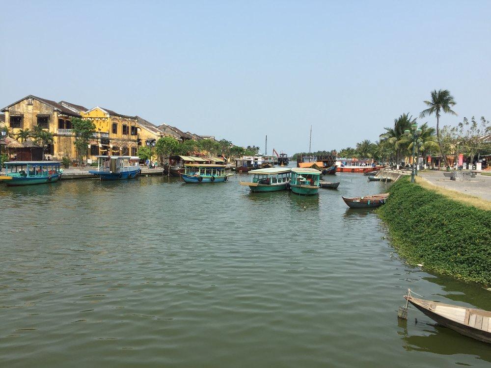 Hoi An Lake