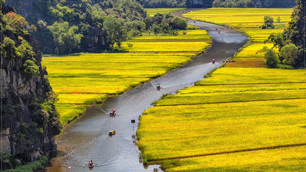 Ninh Binh River