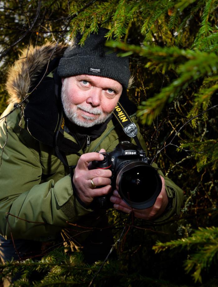 Fotograf Magnus Reneflot