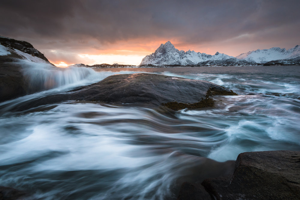 Fotoworkshop: Opplev vinteren i Lofoten. ©Bjørn Joachimsen.