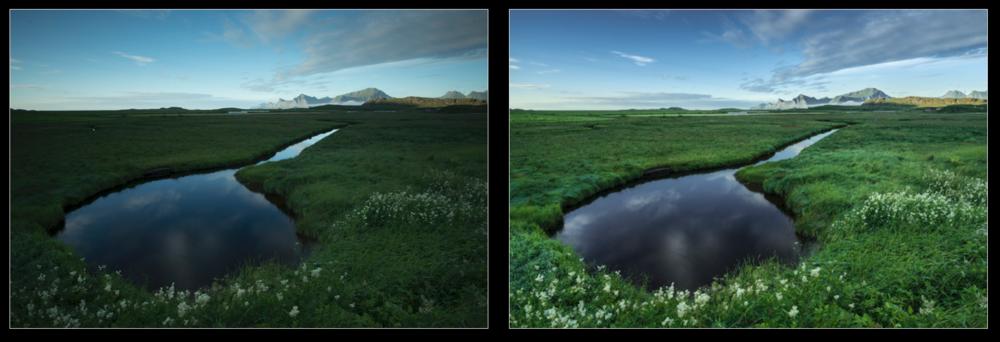 Lær å redigere bilder med Lightroom. ©Bjørn Joachimsen.