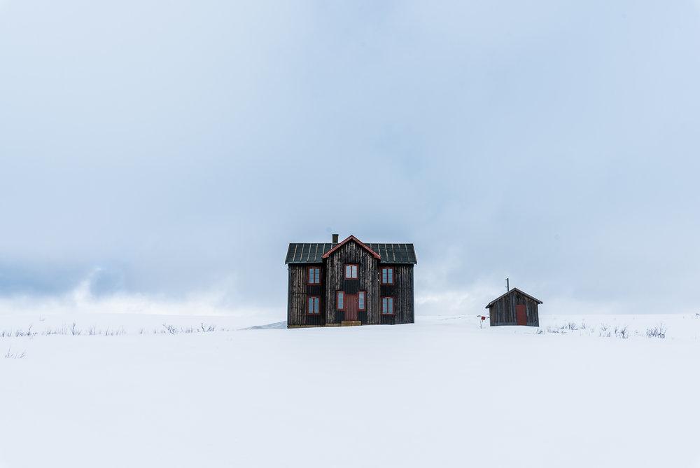Fotokurs på Røros. ©Bjørn Joachimsen.