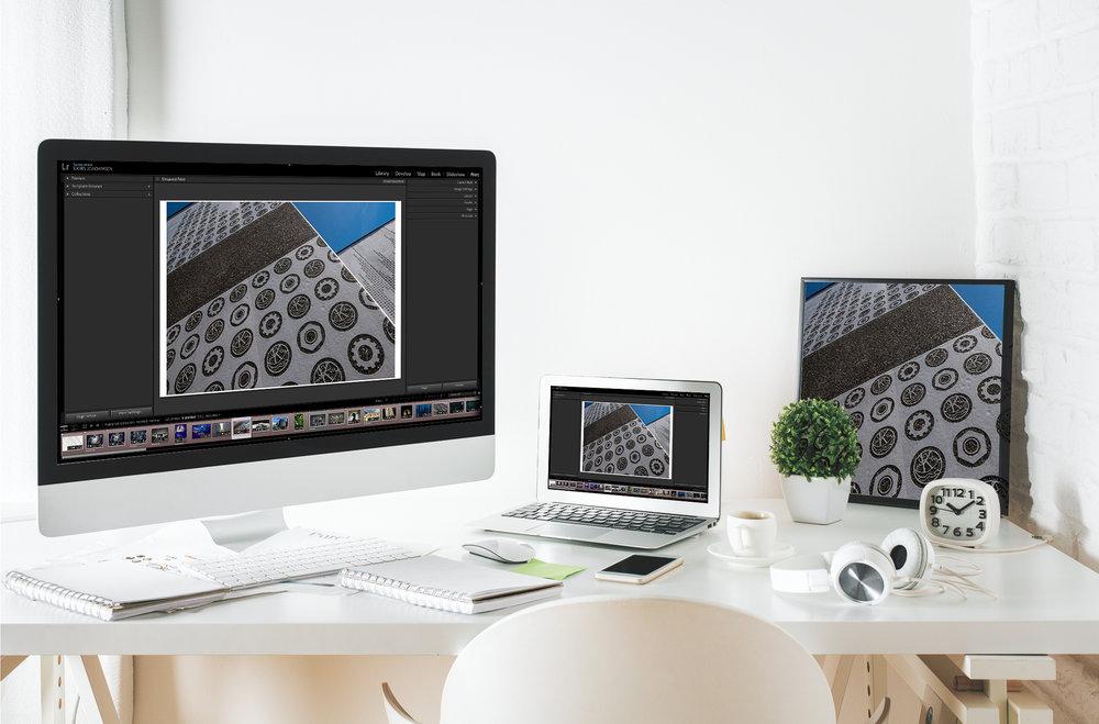 Lær hvordan du får perfekte resultater med egen fotoprinter.