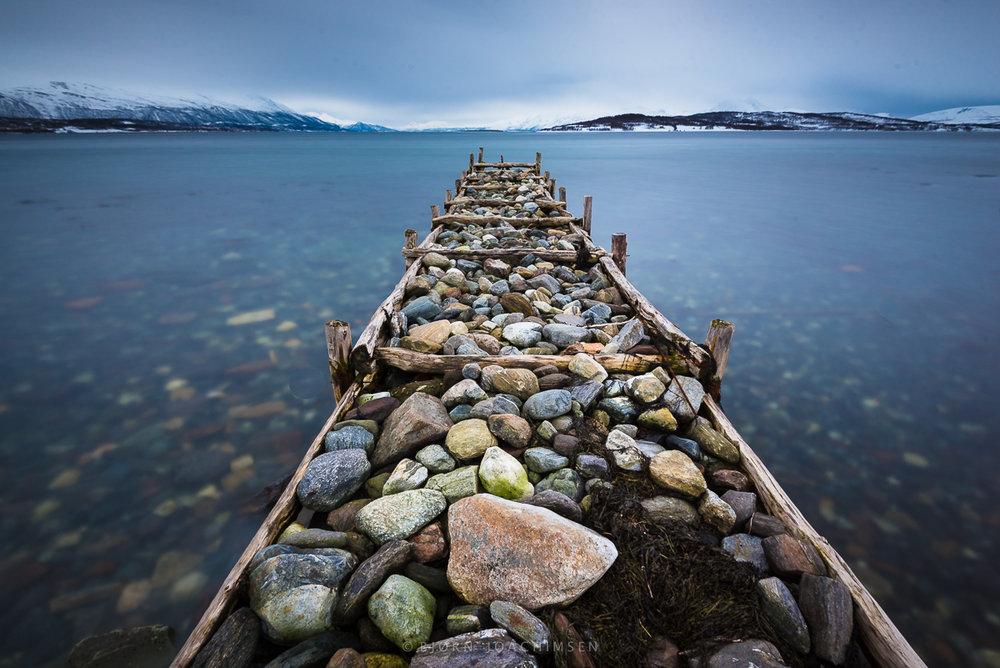 Grunnkurs i fotografering i Tromsø. ©Bjørn Joachimsen.