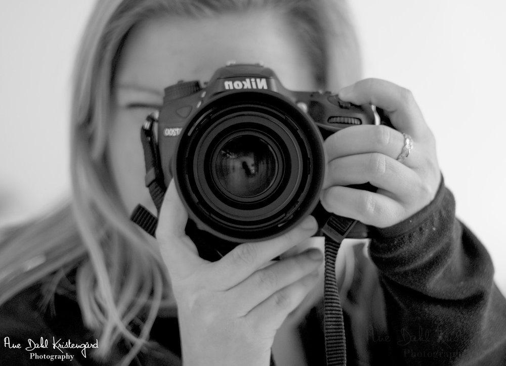 Fotograf Ane Dahl Kristengård.