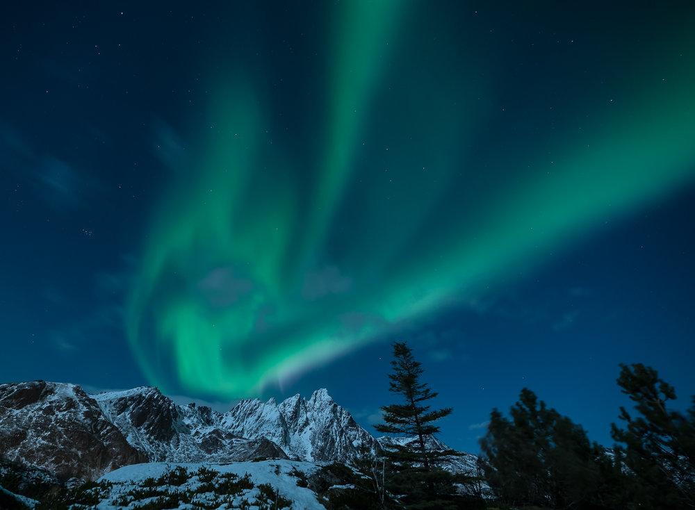 Aurora Borealis. ©Bjørn Joachimsen