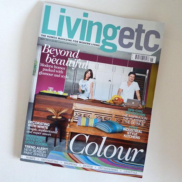 LivingEtc May 2012