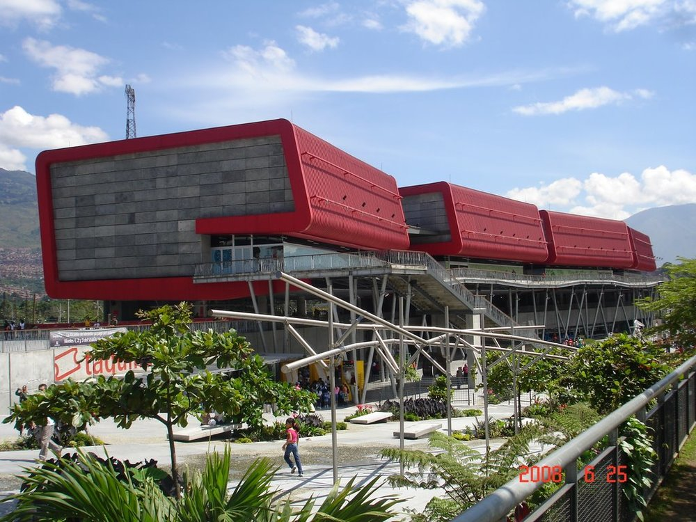 Parque Explora : An Interactive Science Museum