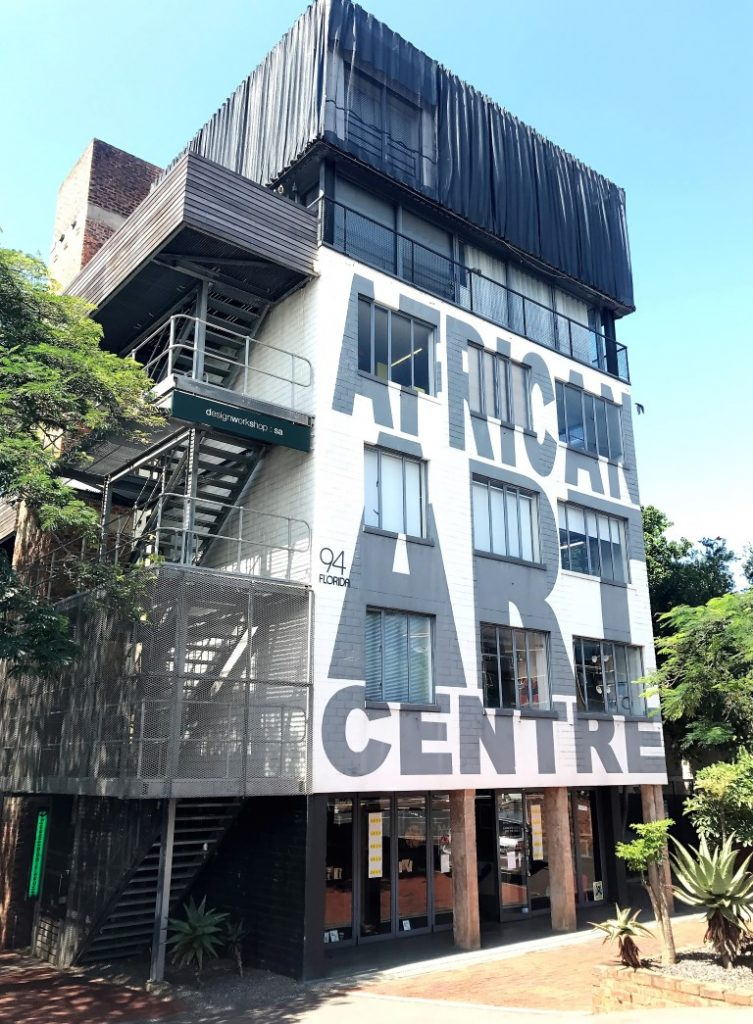 The African Art Centre  - another important durban cultural institution supporting craft and design - also struggling financially.  Pic from the internet