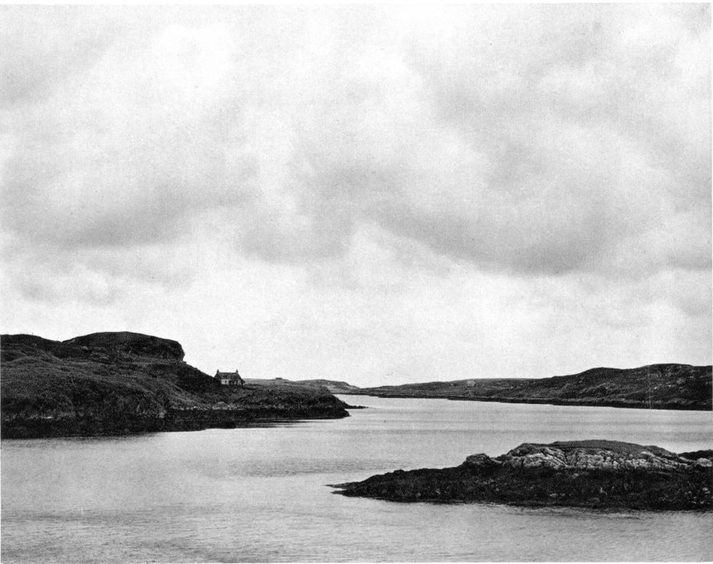 Loch Skiport, Paul Strand, Tir a' Mhurain 1962