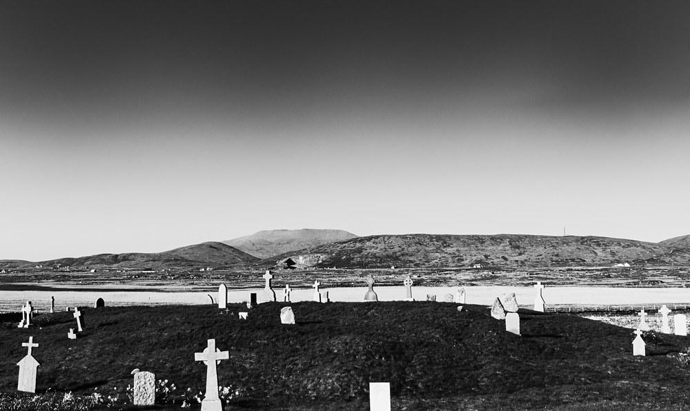 Daliburgh Burial Ground  ©Mark Farrington