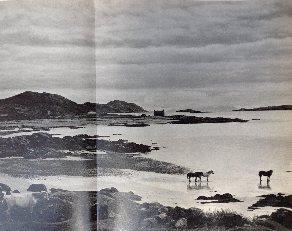Tit a'Mhurain: Paul Strand 1962