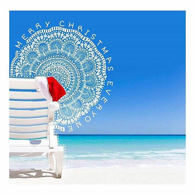 Wishing you all a very merry Christmas !!! 🎄🎄🎄🎁🎁🎁☃️☃️☃️🎅🏻🎅🏻🎅🏻🐚🐚🐚 #santa #santaiscoming #beachchristmas #beach #mandala #love #zendoodle #mydoodle #sun #shells #bohochristmas #merrychristmas #instalove #ocean #sea #boho #bohoho #gypsy #doodle #bikini #christmas #christmas2016 #drawing #art Beautiful #Repost @heart_n_home ✌ ・・・