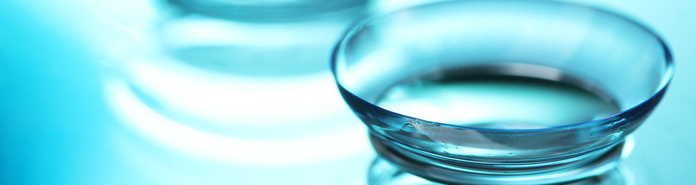 We fit the most current and innovative contact lenses