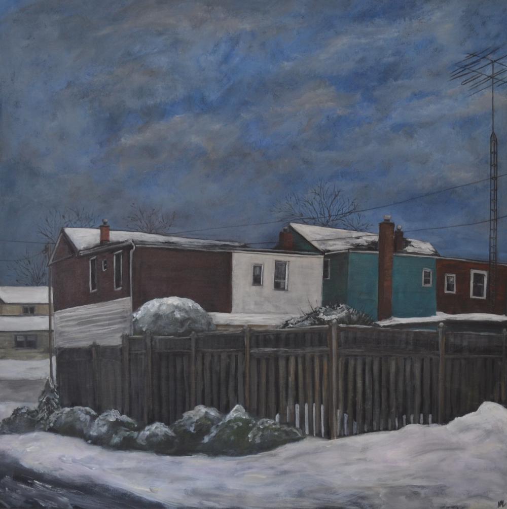 East York Winter