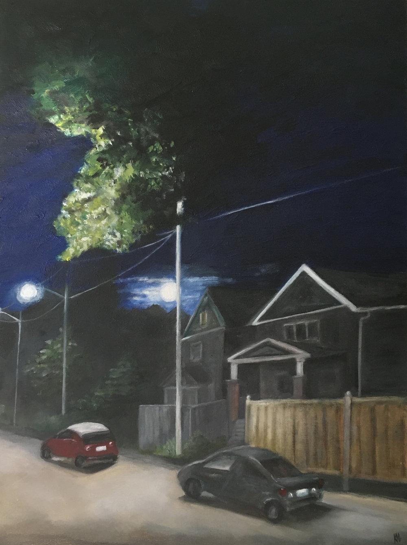 Moon Around the Corner