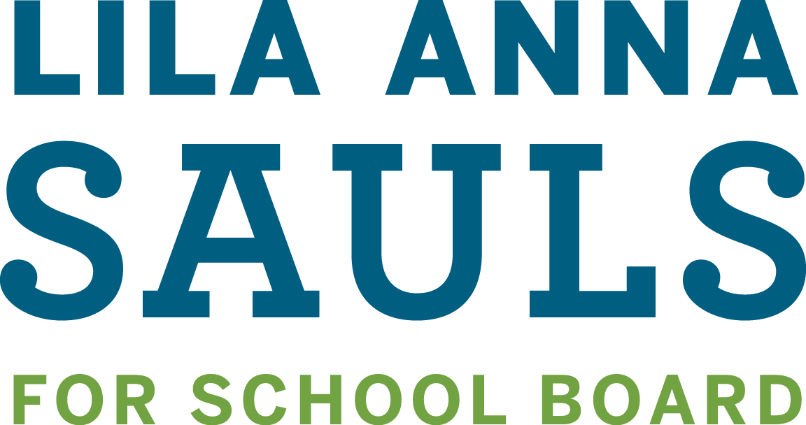 Lila Anna Sauls for School Board