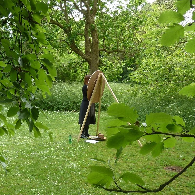 Cambridge Botanic Garden - Chelsea Fringe 2015