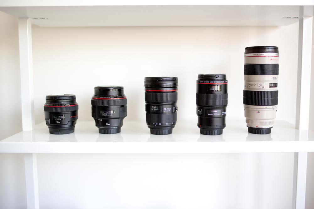 Brooke's Canon Gear: 50mm-200mm