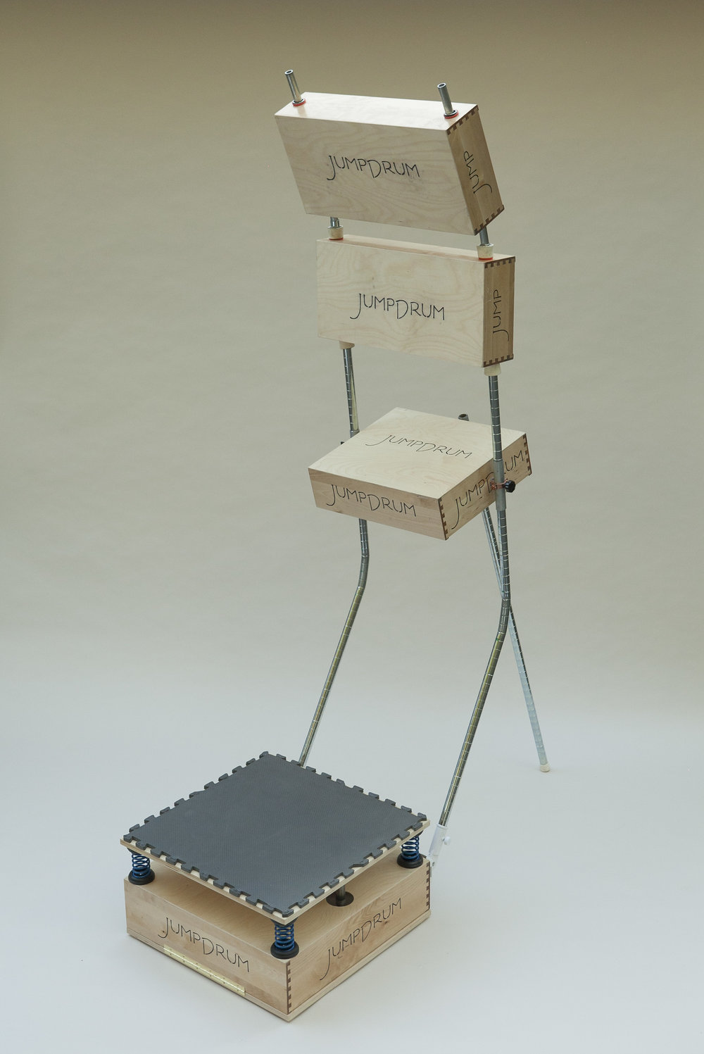 JumpDrum™ standard