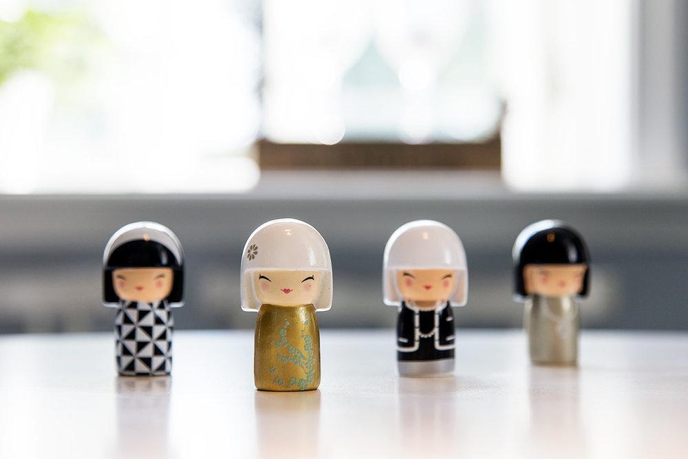Söta små giveaways från Skincity.se