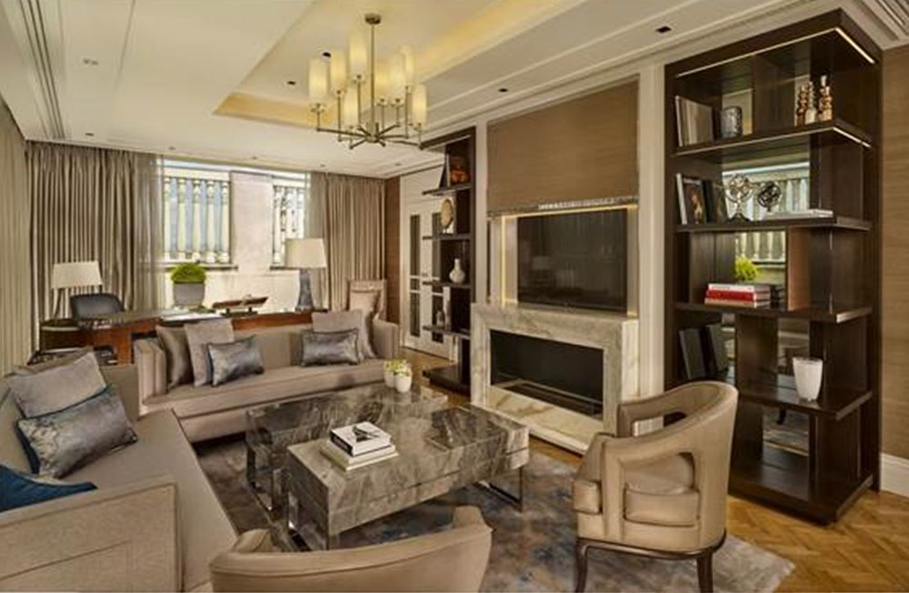 The Ritz-Carlton Suite, Budapest