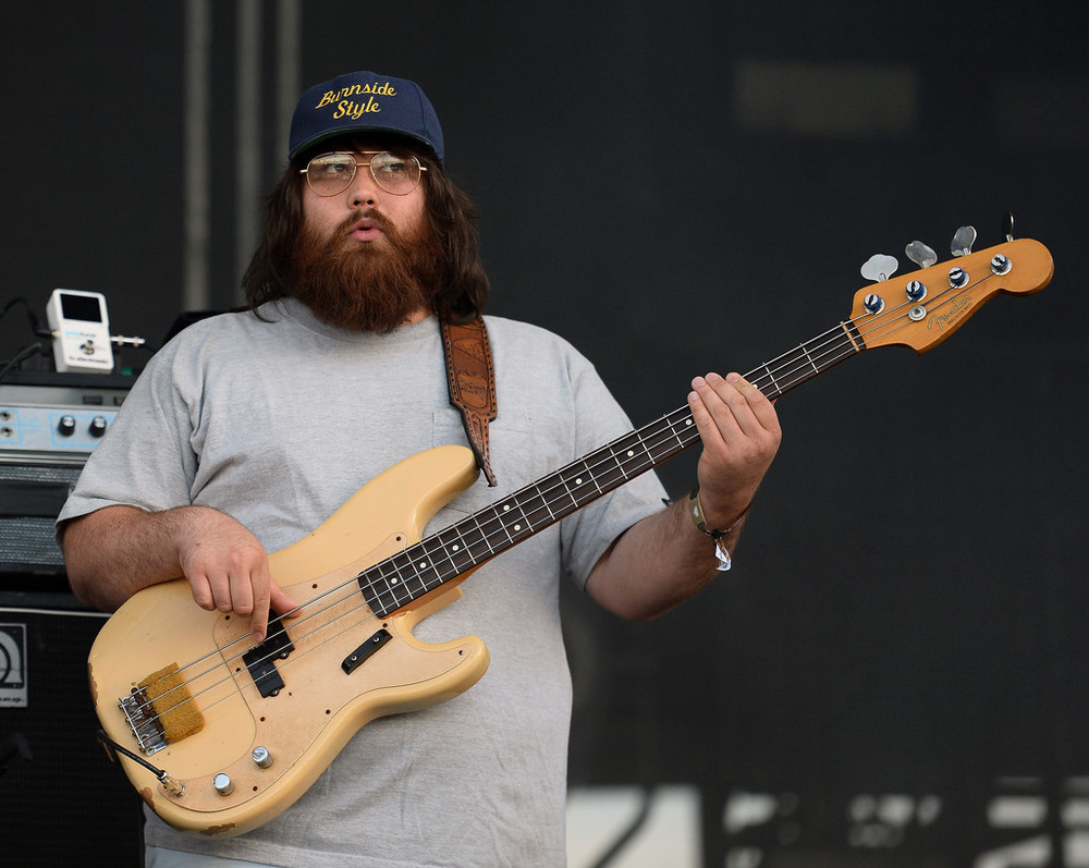 Zac Cockrell on bass