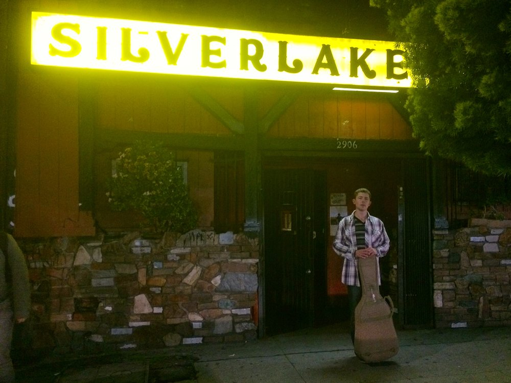 Aaron Waldman at the Silverlake Lounge