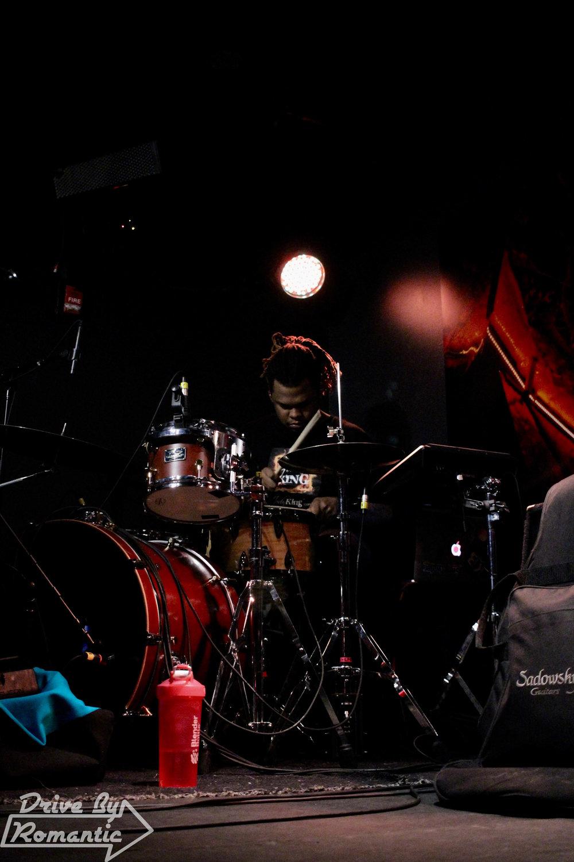 Drummer Tommi Postley