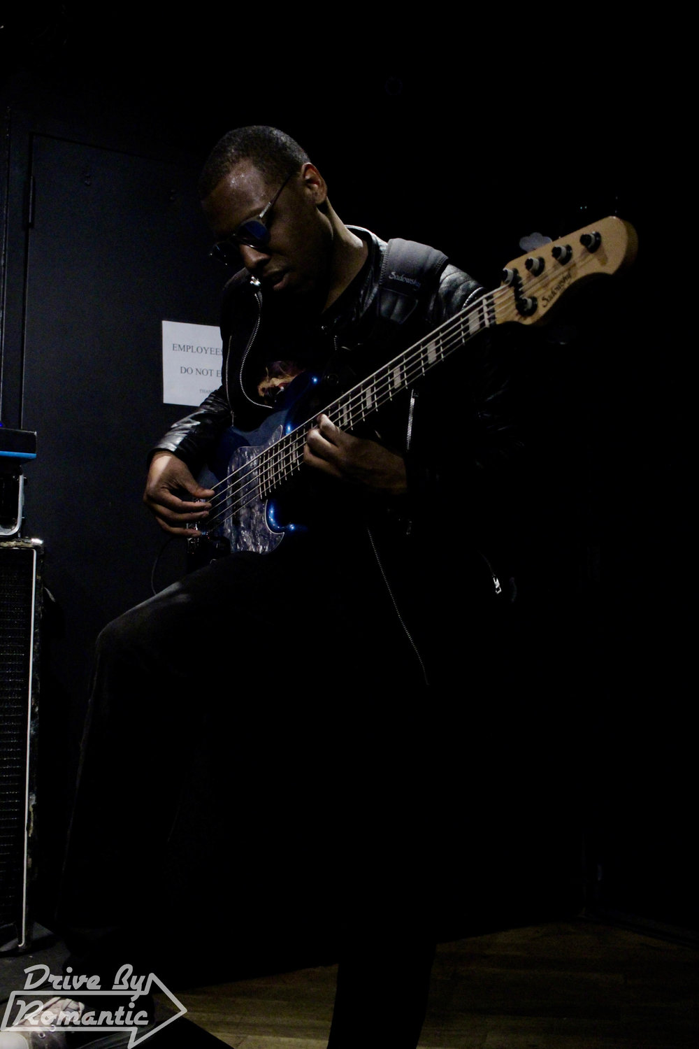 Bassist Shelley Shellz
