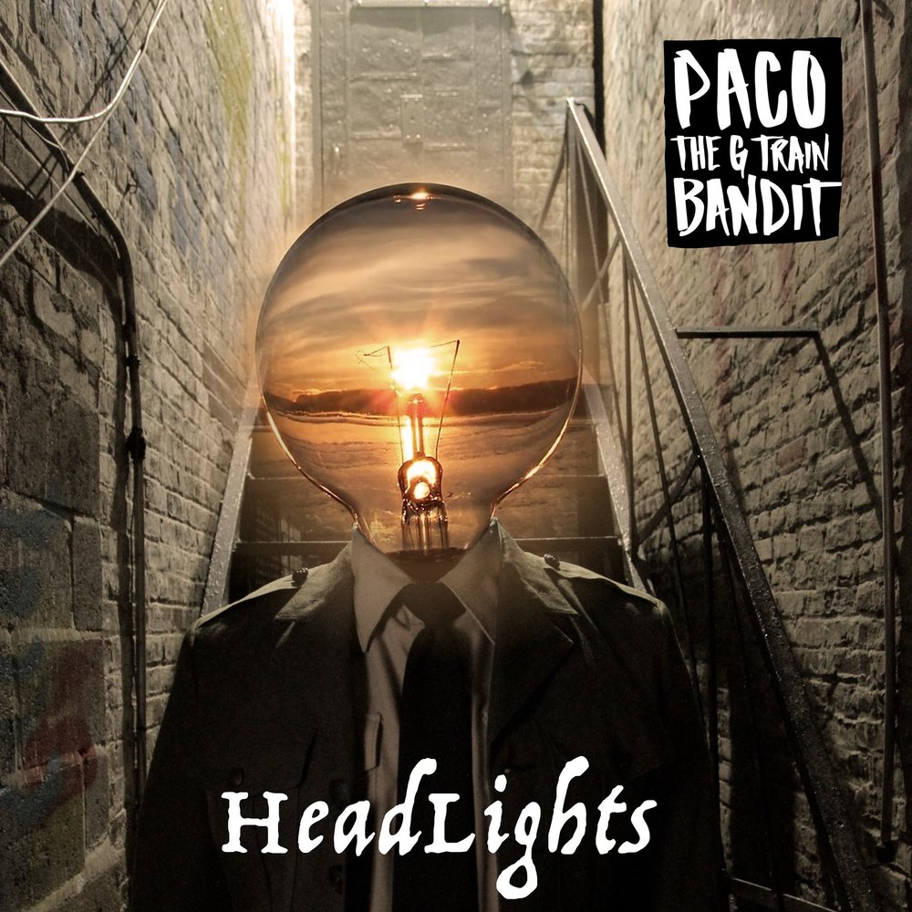 """Click image to check out Paco's album """"Headlights"""""""