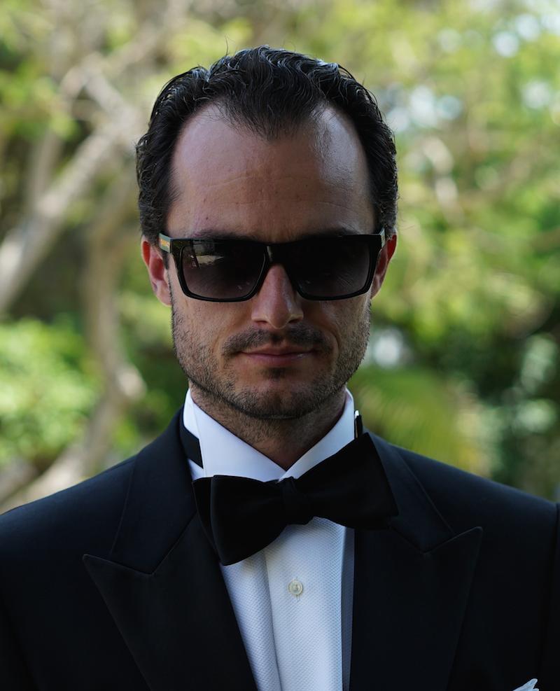 Producer Cameron Pazirandeh
