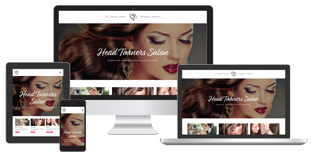 Website built using Squarespace.  Visit Head Turners website »