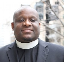 Reverend Michael McBride