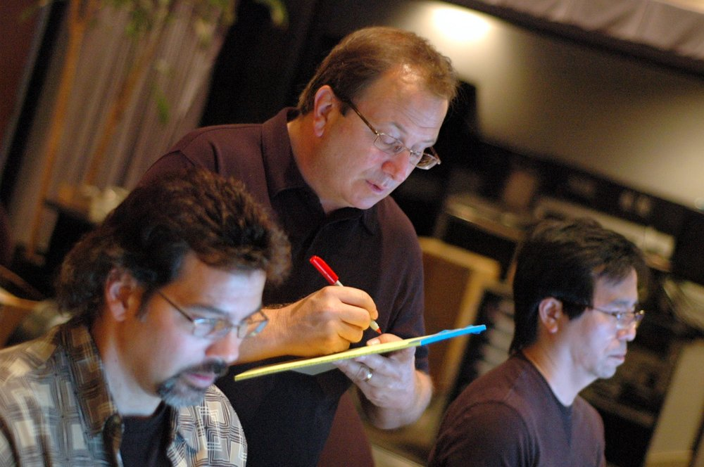 Peter taking notes at Sony.JPG