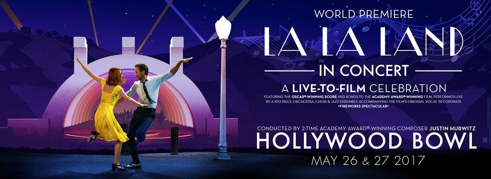 LA LA LAND at The Hollywood Bowl
