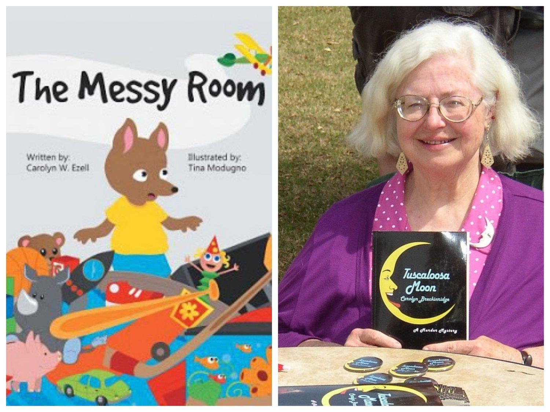 Children's Book Signing • Carolyn W  Ezell — Ernest & Hadley