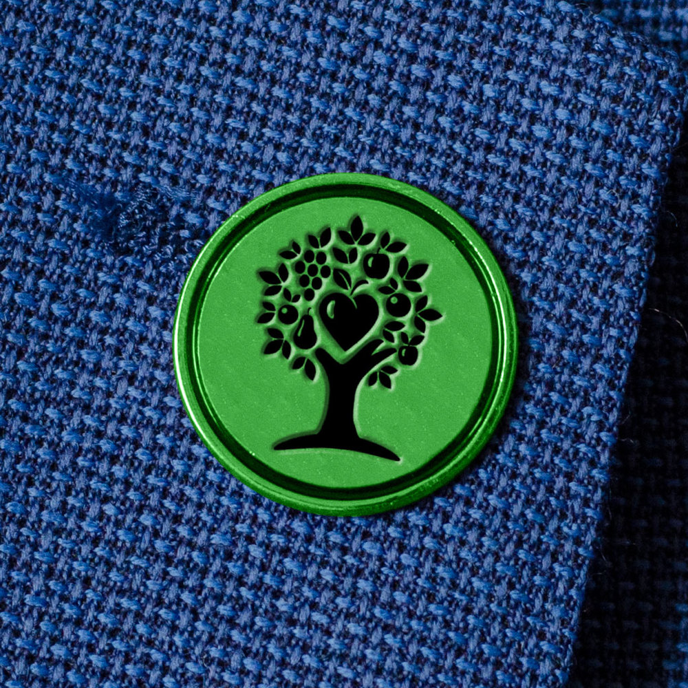 Little things for your biggest donors   Donors of a certain level can be rewarded with small lapel pins after their first donation. And annual recognition pins after 5, 10, or more years of support.