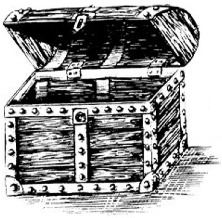 royal treasure chest
