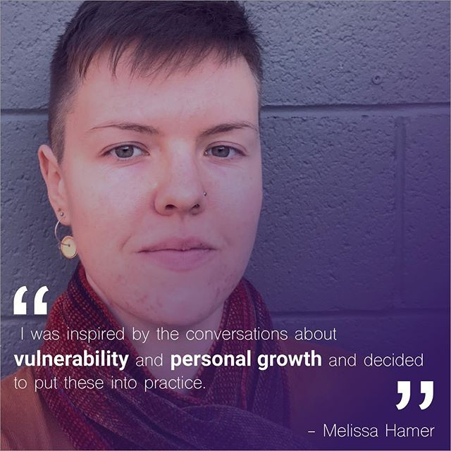 """To countdown to the new year, we asked some of our community and board members to tell us what their favourite #YYJTechLady thing was about 2018. Next up is @melishamer! . """"I was inspired by the conversations about vulnerability and personal growth and decided to put these into practice"""" . #yyjtechladies #yyjtech #womenintech #personalgrowth"""