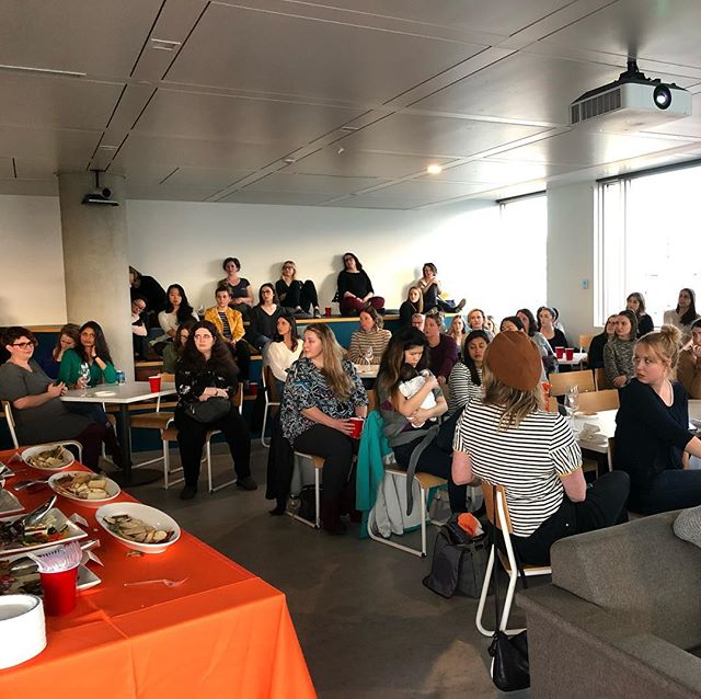 What an amazing turnout for yesterday's event, Let's Talk Compensation. Thank you so much to @csnaps for sharing her insights, to our sponsors @workday, @affinity_group and @stocksyunited, to our volunteers, and to all who attended! #yyjtechladies #womenintech #compensation #discussion #yyjevents #yyjtech #professionaldevelopment