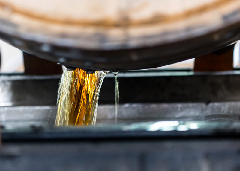 Bourbon Emptying from Freshly Opened Barrel (1).jpg
