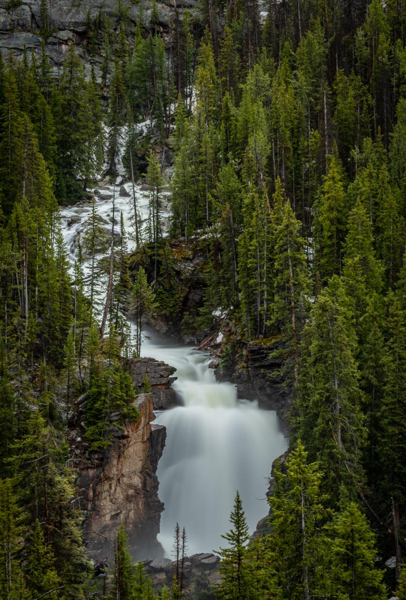 Beartooth River and Falls
