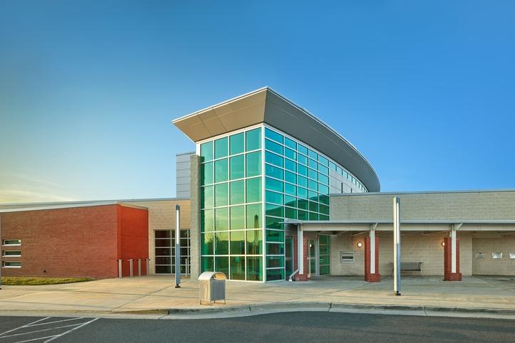 Ashburn Library - 43316 Hay Rd, Ashburn, VA 20147