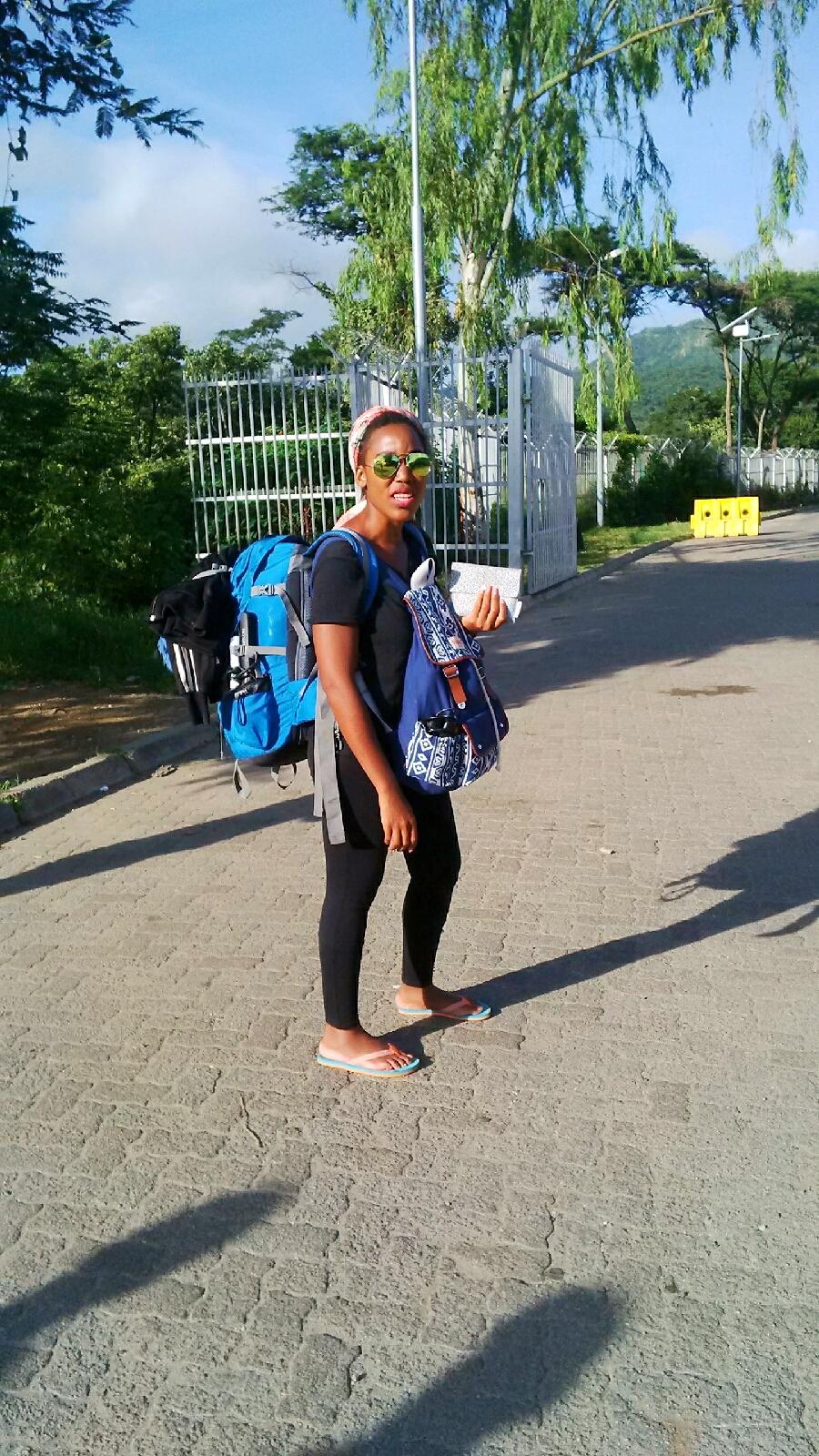 Zimbabwe border gate