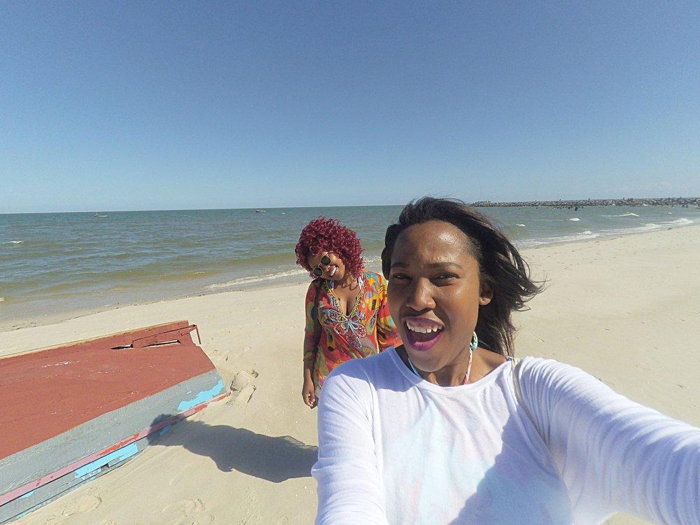 Maputo Beach