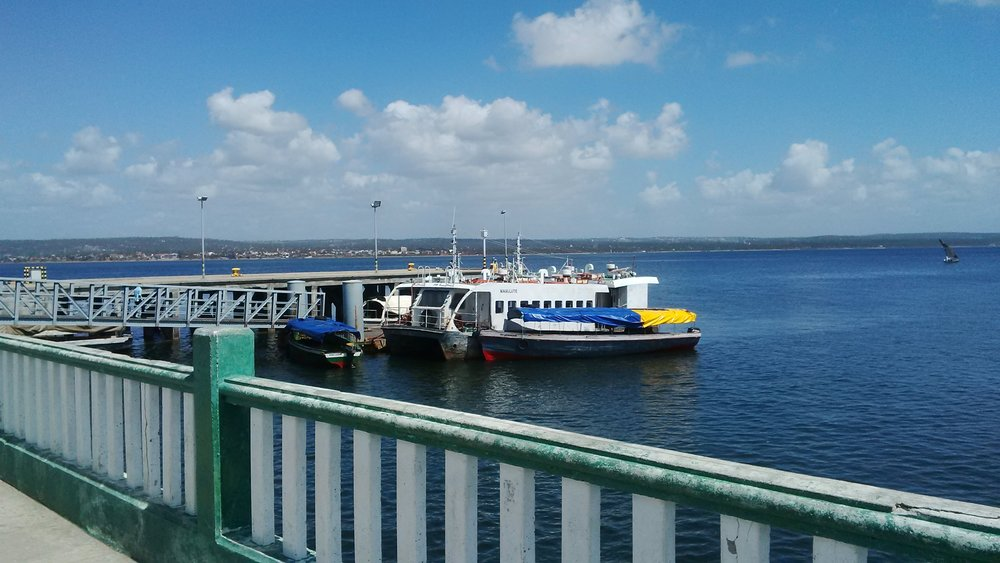 Inhambane Harbour