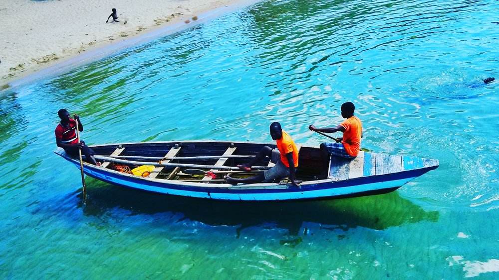 Transport to get the Lamani Boat