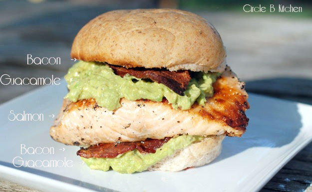 Best way to cook salmon burgers on the grill